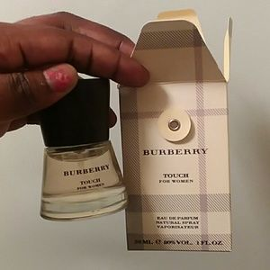 Burberry Touch Womens 1 Fl Oz (NO OFFERS) FIRM